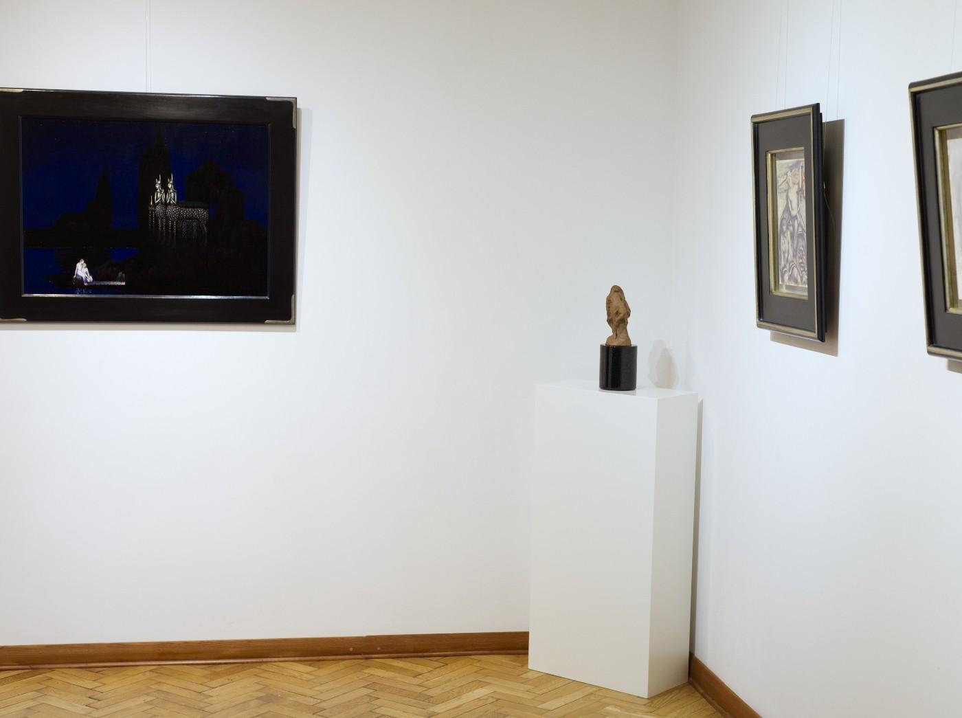 Wirtualna wystawa sztuki 20-lecia międzywojennego