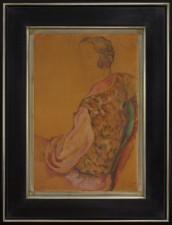 Portret Zofii Nalepińskiej - Bajczukowej