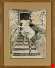 Dans escalier (Na schodach)
